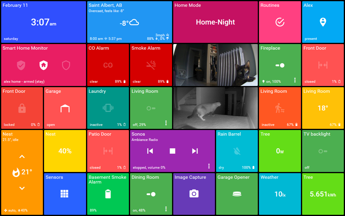 Image result for best looking smarttiles layout Control
