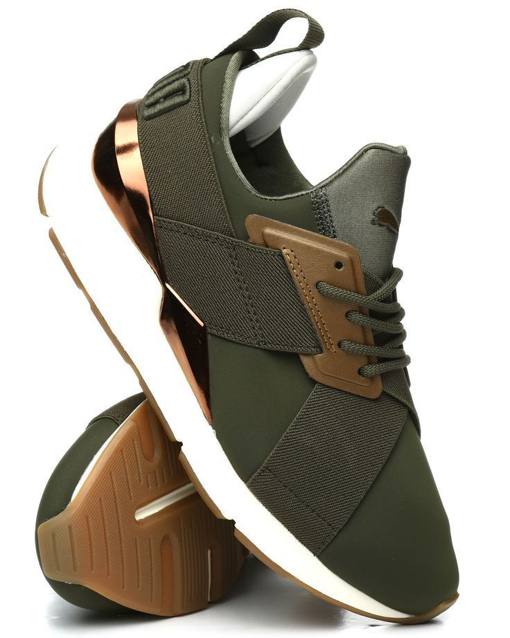 Get Ahold of Fantastic Deals on Women's Puma Muse Metal