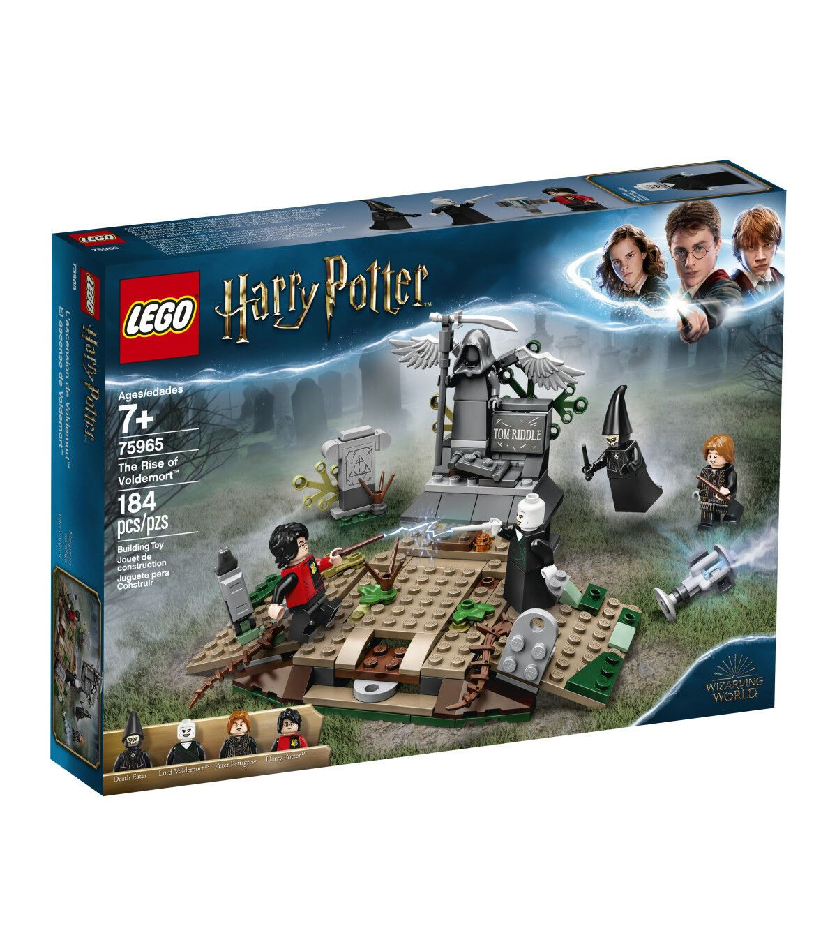 Lego Harry Potter 75965 The Rise Of Voldemort Joann Voldemort Lego Harry Potter Harry Potter Voldemort