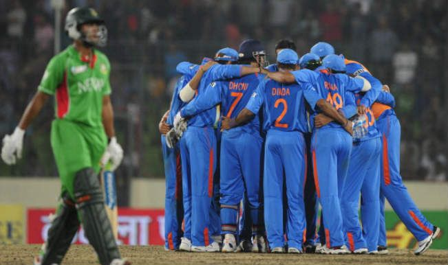 India Vs Bangladesh Asia Cup 2014 Preview Out Of Form India Should Be Cautious Of The Giant Killers Bangladesh Cricket Match Asia Cup India Tour