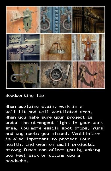 Learn about woodworking tools at http://gibsonwooddesign.com