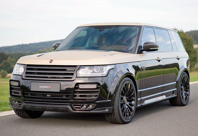 2015 Land Rover Range Rover Autobiography LWB Mansory