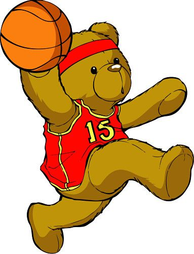 Basketball Player Clipart | Clipart Panda - Free Clipart Images ...
