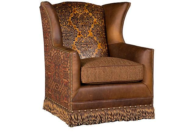 King Hickory Great Reading Chair.