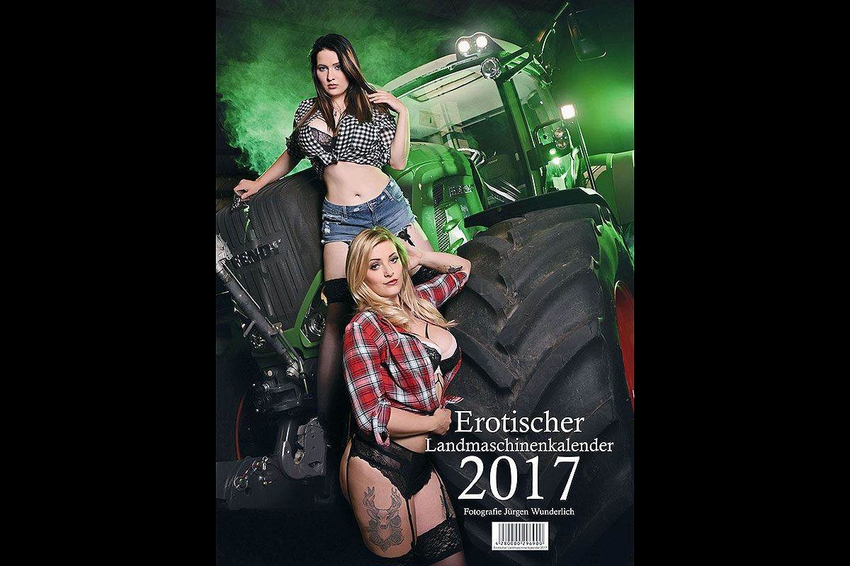 2017 jungbäuerinnen kalender Fotos aus