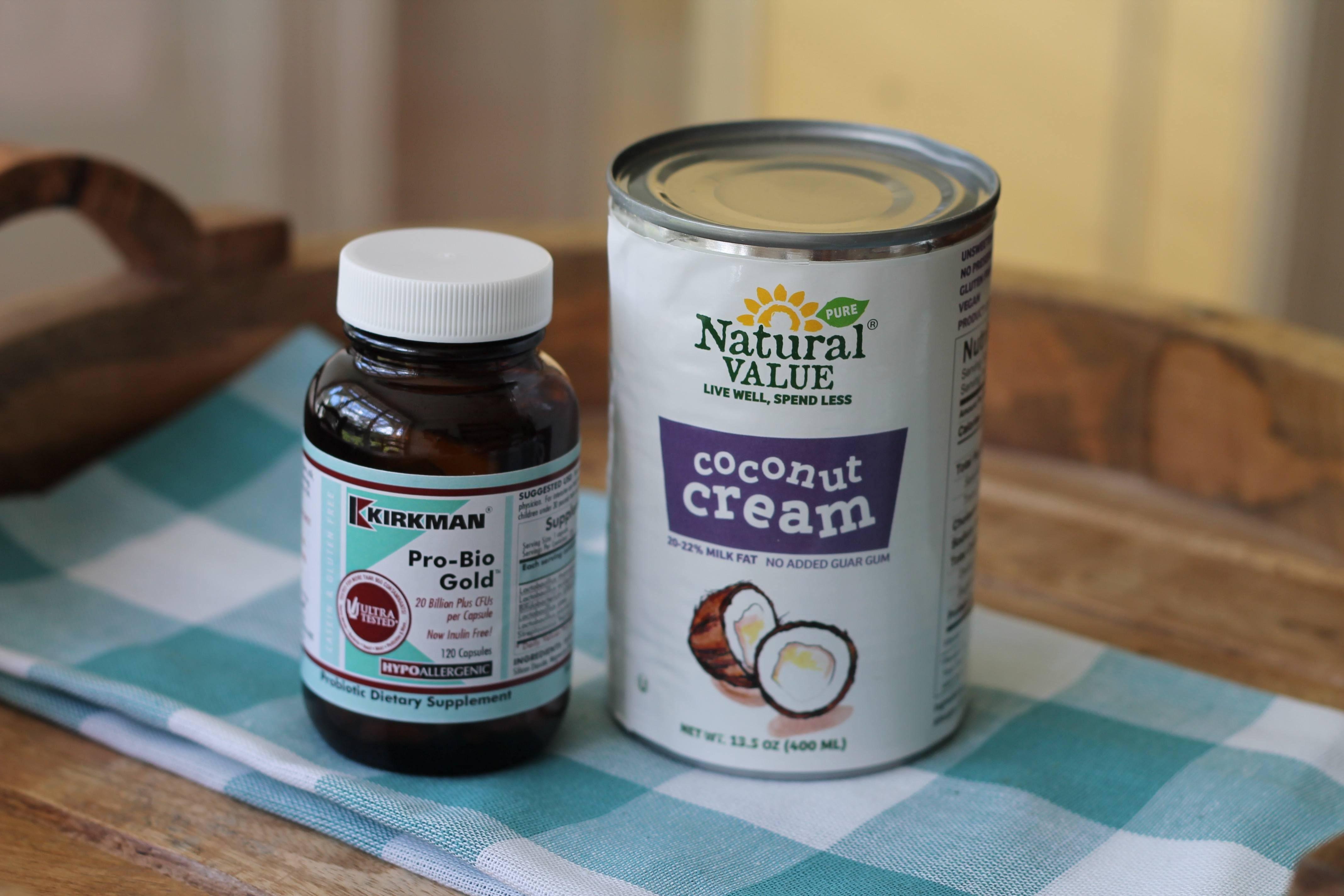 Coconut Yogurt In The Instant Pot Aip Paleo Gaps Scd
