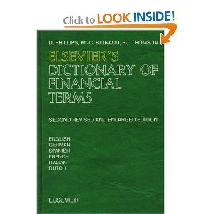 Robot Check Dictionary English Financial