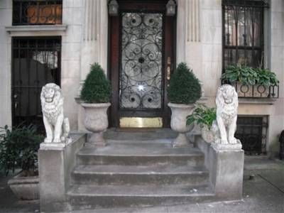 Renaissance Home and Guesthouse, New York City  Wow! So pretty
