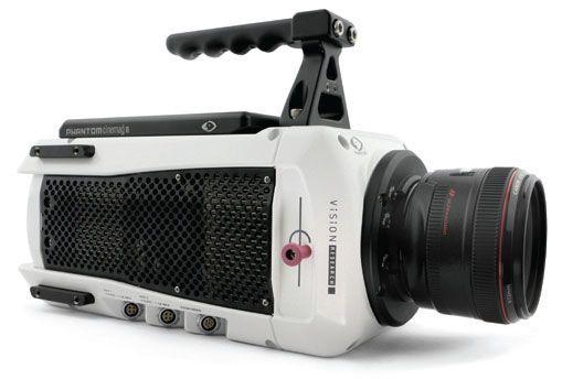 Phantom V642 Broadcast Ultra Slow Motion For Live Sports And Events High Speed Camera Digital Video Camera Camera