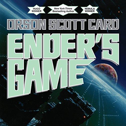 Ender's Game Ender's game, Orson scott card, Audio books