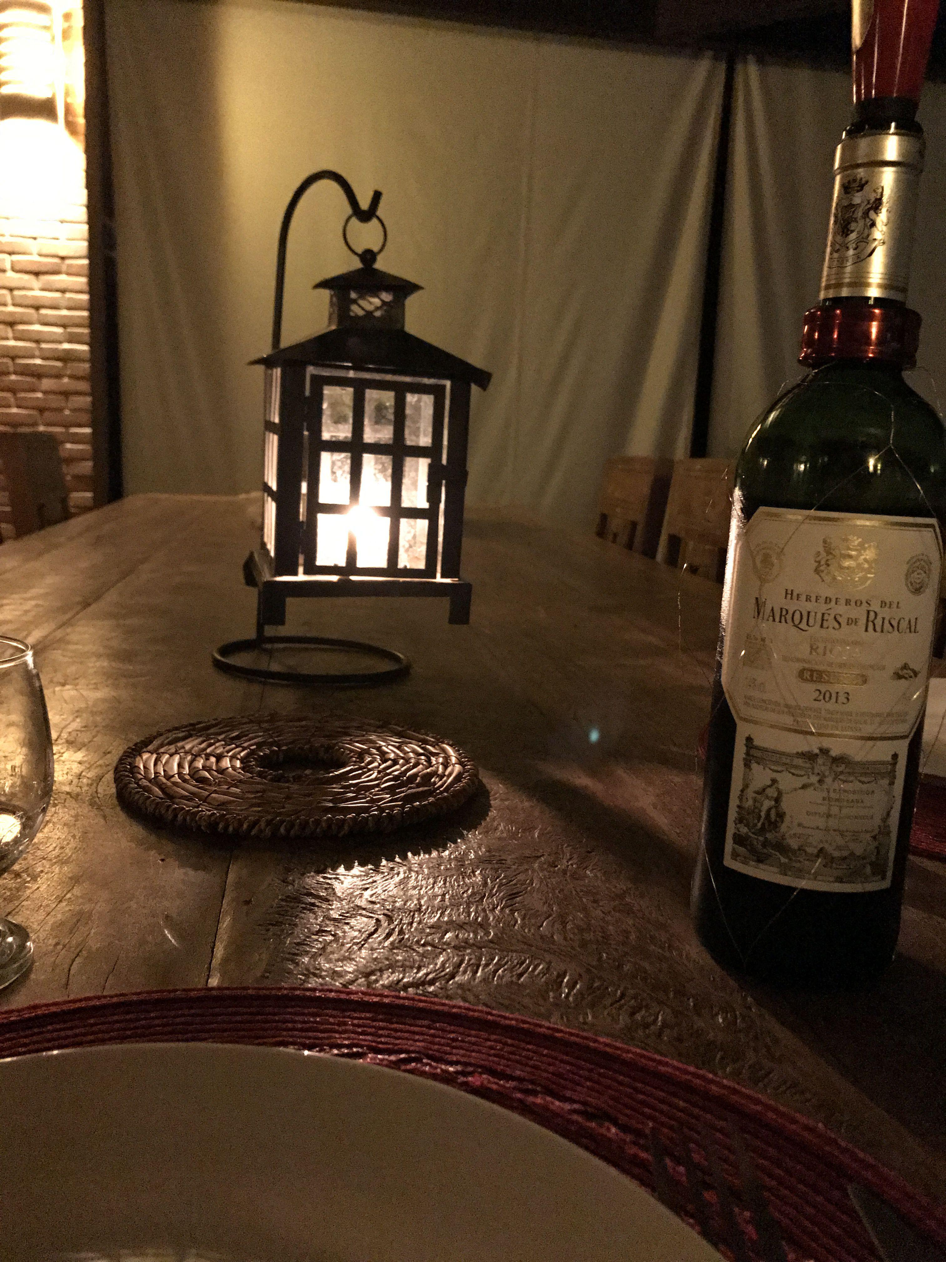 Vinho espanhol, recomendo!