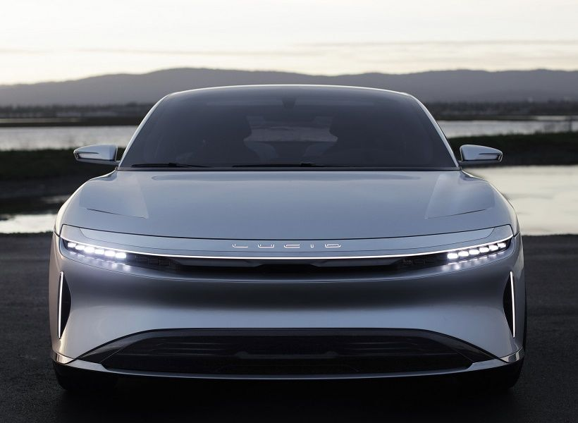 Lucid Motors Unveils Air Ev Luxury Electric Car Sports