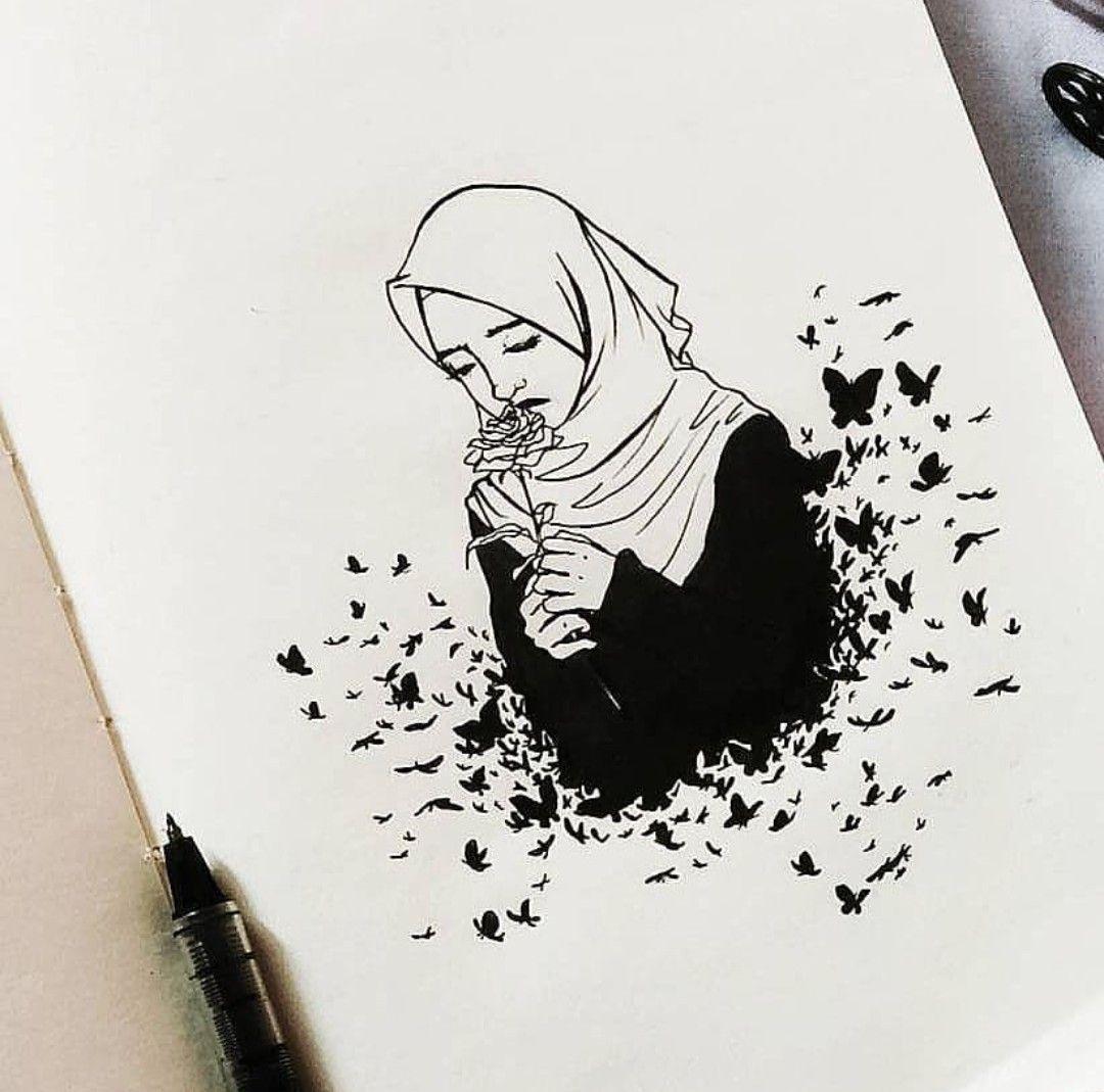 Pin Oleh Vanshika Tyagi Di Sketchbooks Sketsa Buku Sketsa Gambar