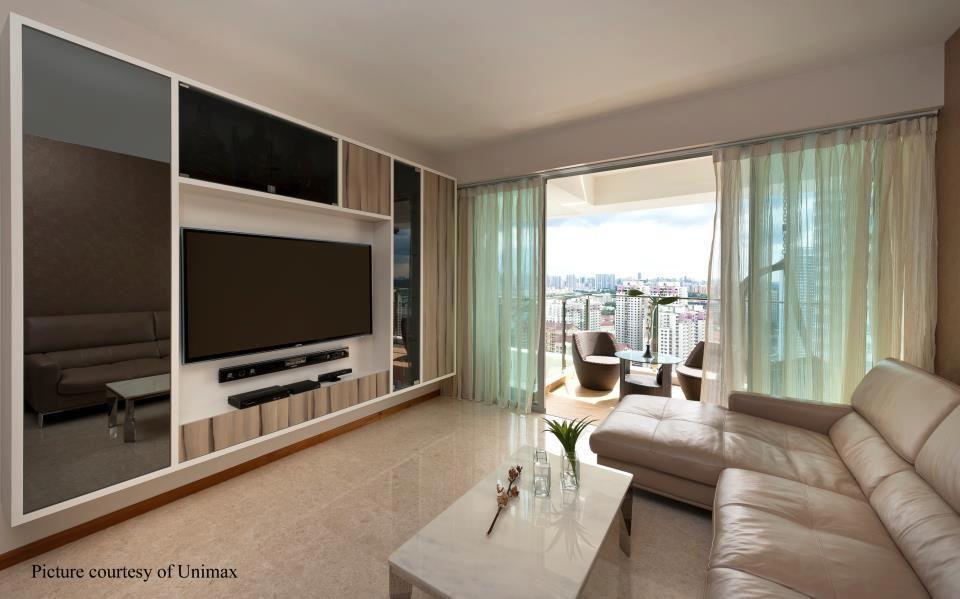Sala con tv | Diseños de Salas | Pinterest | Diseños de salas, De ...