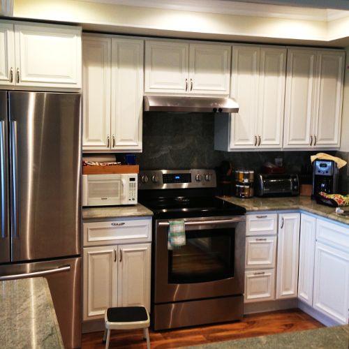 Assembled Kitchen Cabinets, Andersen Kitchen Cabinets