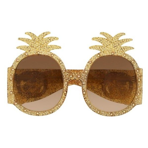 4287062594ec8 Women s Gucci 53Mm Pineapple Sunglasses ( 1