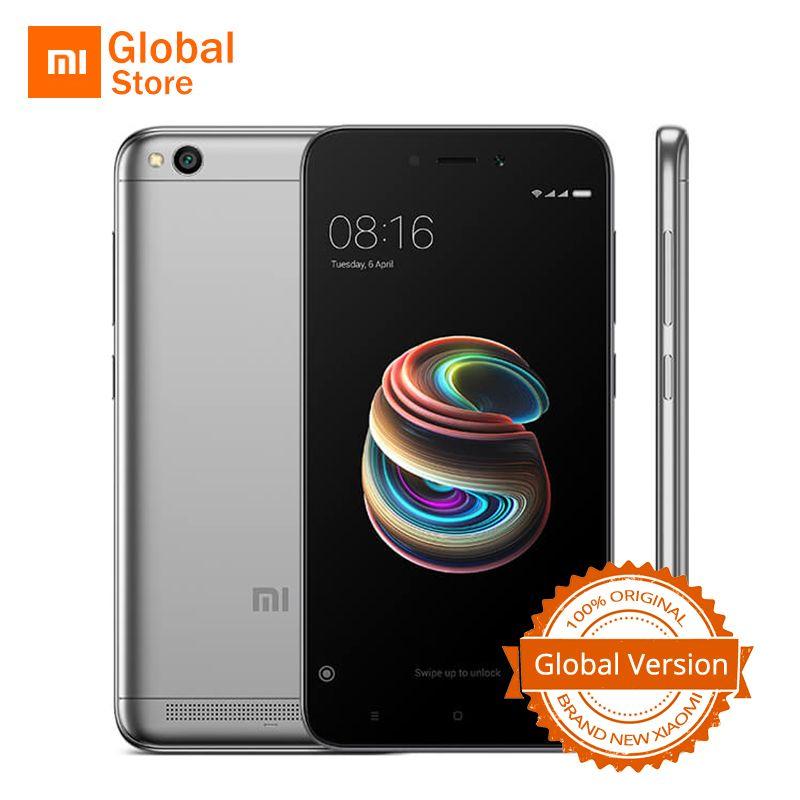 Global version xiaomi redmi 5a 5 a 2gb ram 16gb rom mobile