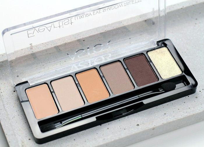 Astor Eye Arist Eyeshadow Palette
