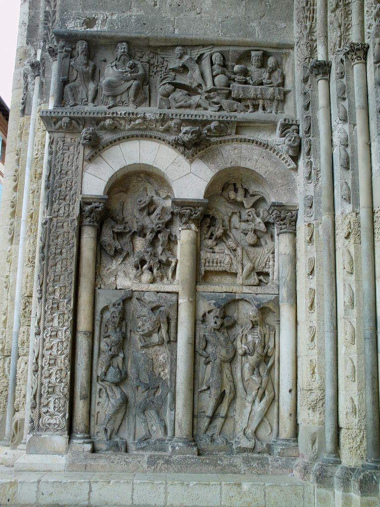 abbaye saint pierre de moissac cr ations sur toutes ses formes http nell touche a. Black Bedroom Furniture Sets. Home Design Ideas