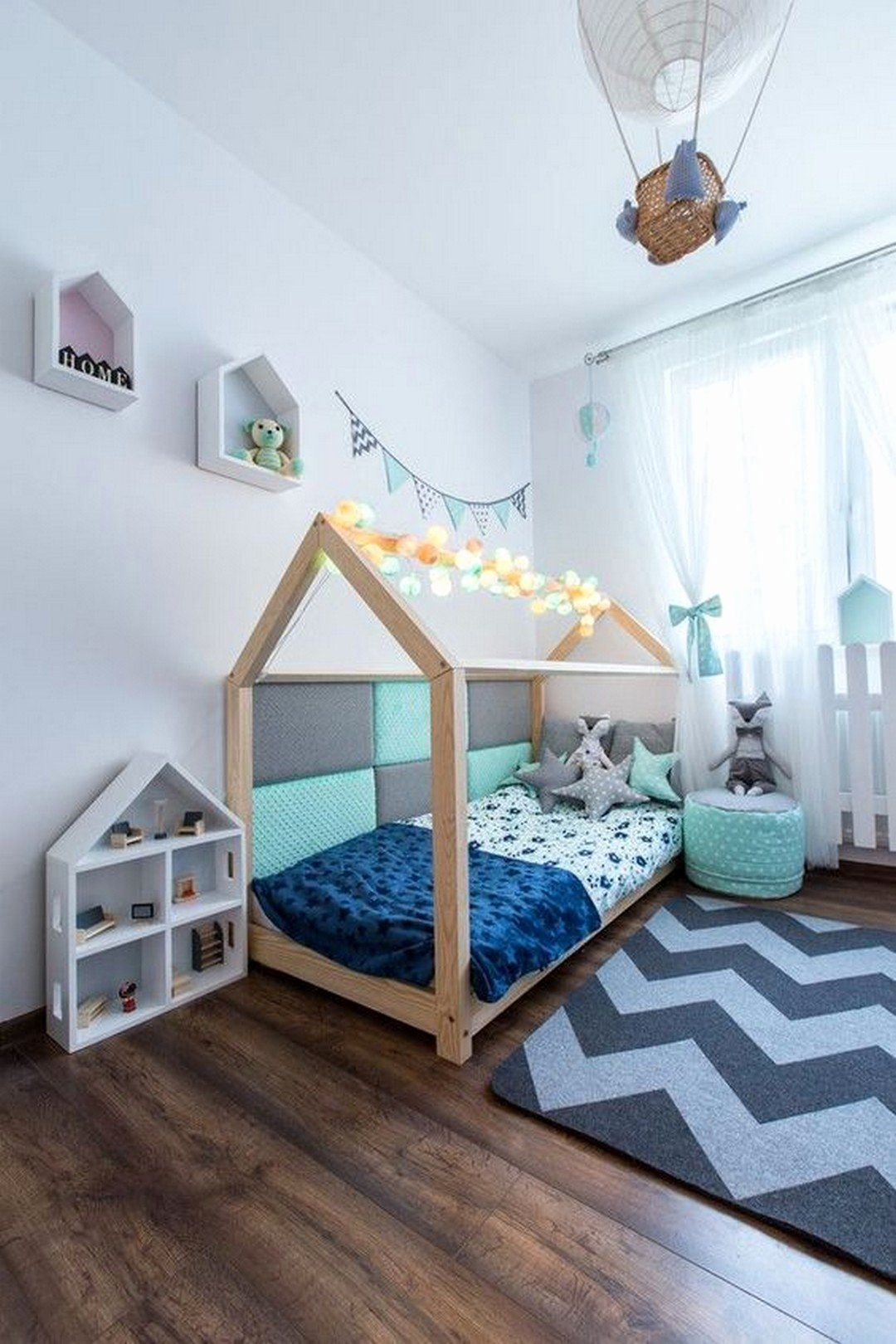 2 Year Old Boy Bedroom New The Best 2 Year Old Boys Bedroom Design Collections 2018 Toddler Floor Bed Toddler Rooms Kid Beds