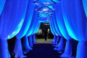 Masquerade Ball Decorations Event Grand Entrance  Masquerade Ball At Yale  Decor Lighting