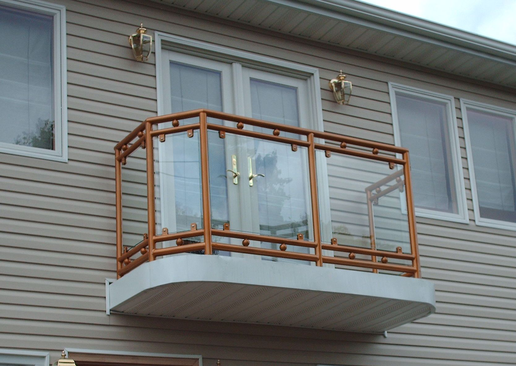 Guardian gate balcony balconies pinterest balcony for Terrace railing design