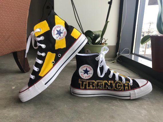 b451f2d3c61e Trench Era Converse (You send Shoes) in 2019
