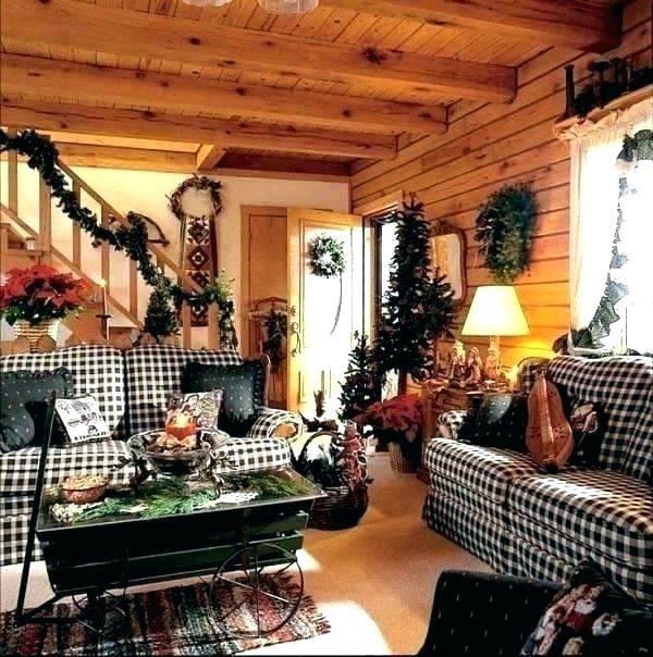 Log Home Living Room Decorating Ideas Cabin Living Room Decor Country Style Living Room Log Home Living