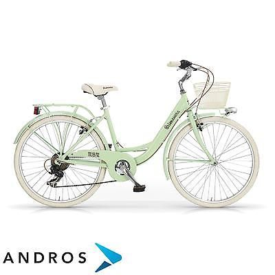 Mbm Primavera City Bike 26 6s Woman Bicicletas De Paseo