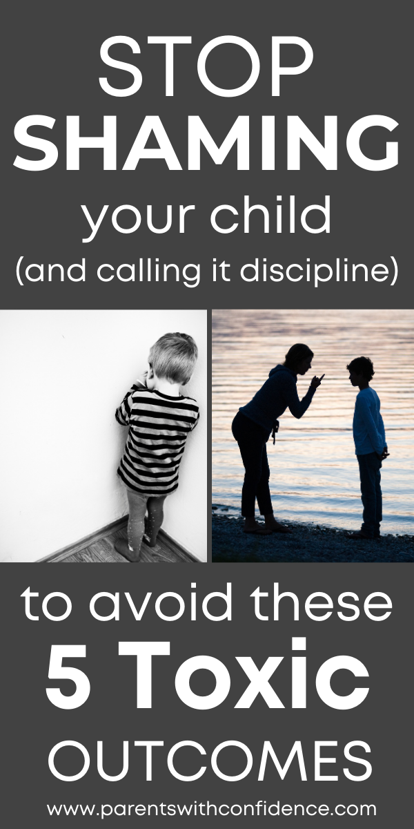 Why harsh discipline and punishment don't help kid