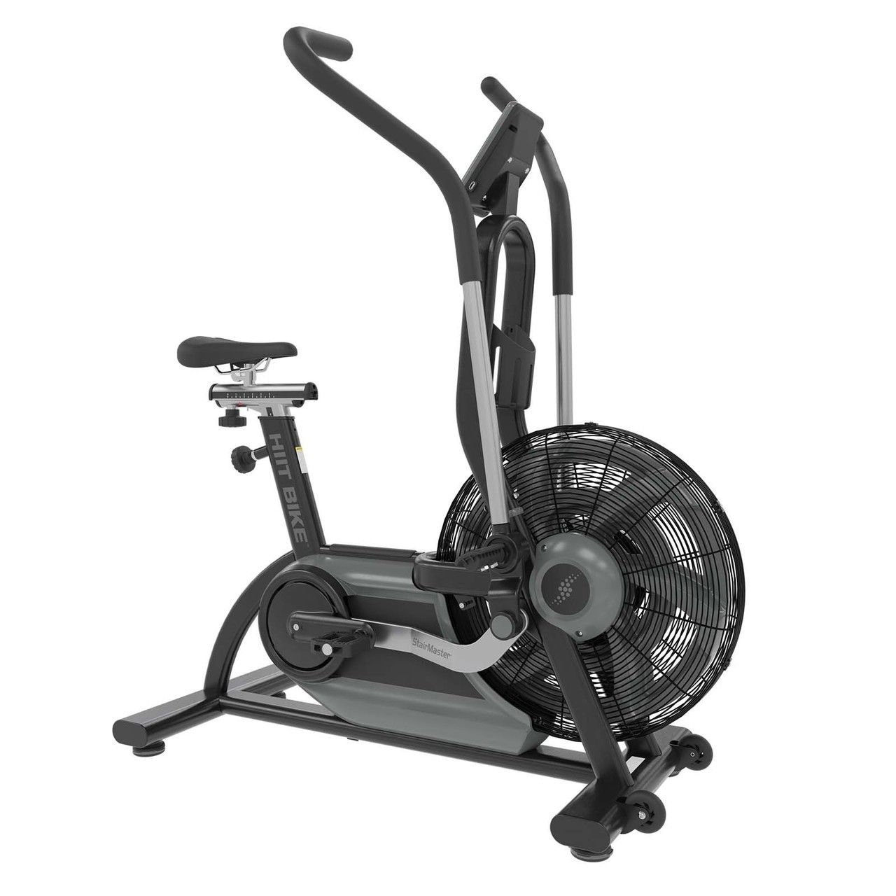 StairMaster HIIT Upright Bike with Console in 2020 Hiit