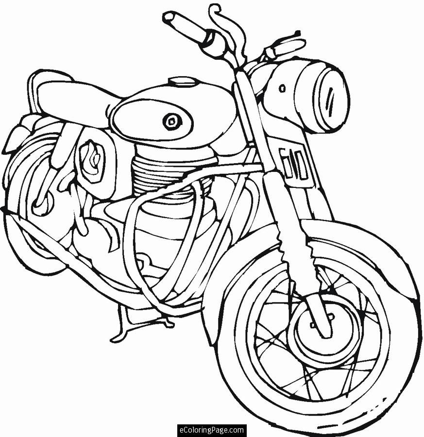 Free harley davidson motocycle coloring pages harley davidson printable coloring pages