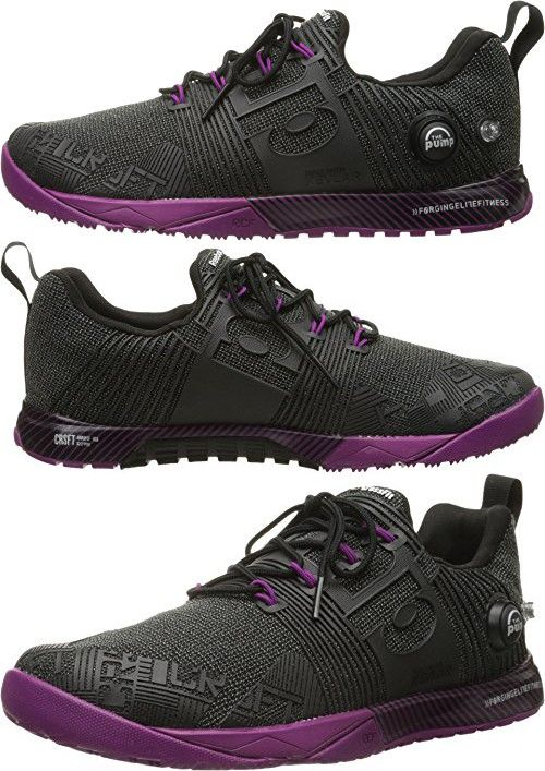 9decb2013bab8e Reebok Women s R Crossfit Nano Pump Fs-W Cross-Trainer Shoe