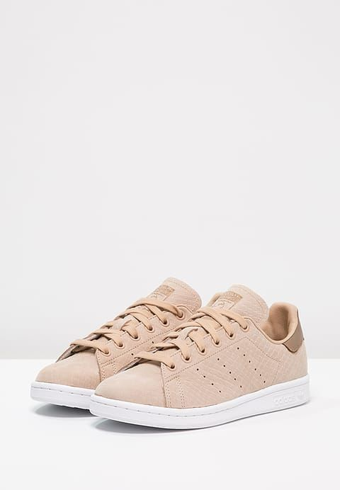 Chaussures adidas Originals STAN SMITH - Baskets basses - pale nude/white  chair: 95