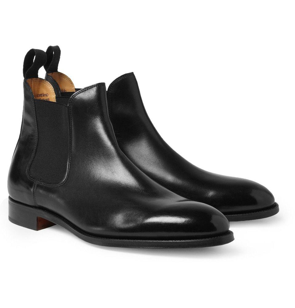 Designer chelsea boots on MR PORTER