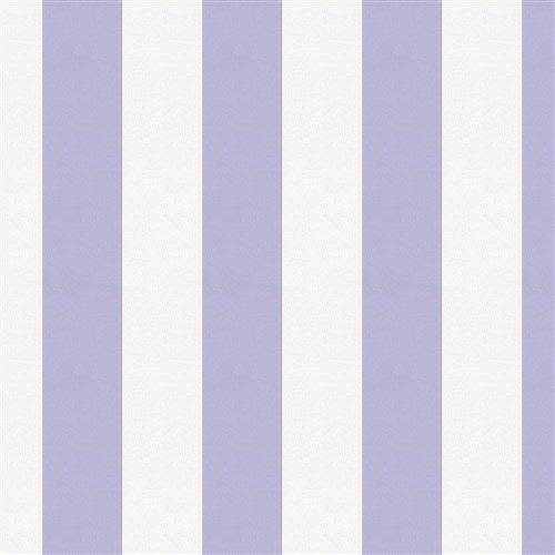 Lilac Stripe Fabric By The Yard