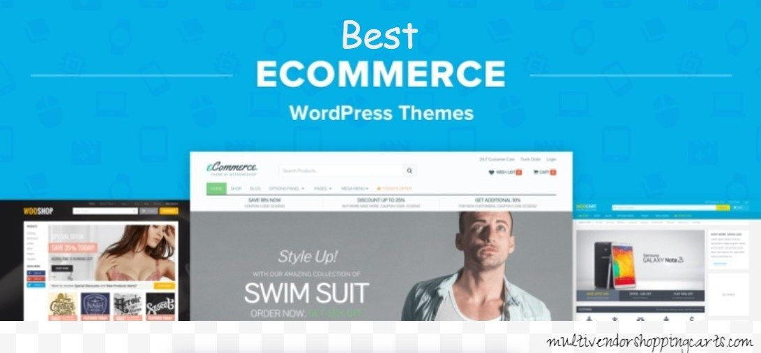 20 Best Ecommerce Wordpress Themes For 2019 With Images