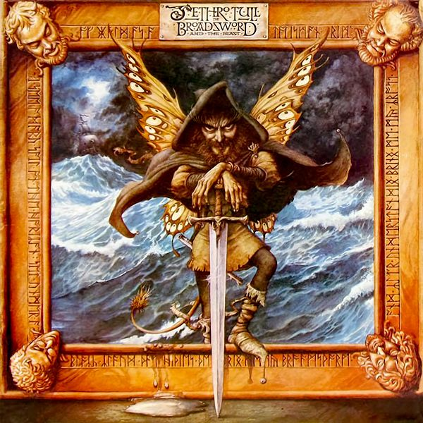 Jethro Tull 1982 The Broadsword And The Beast Album