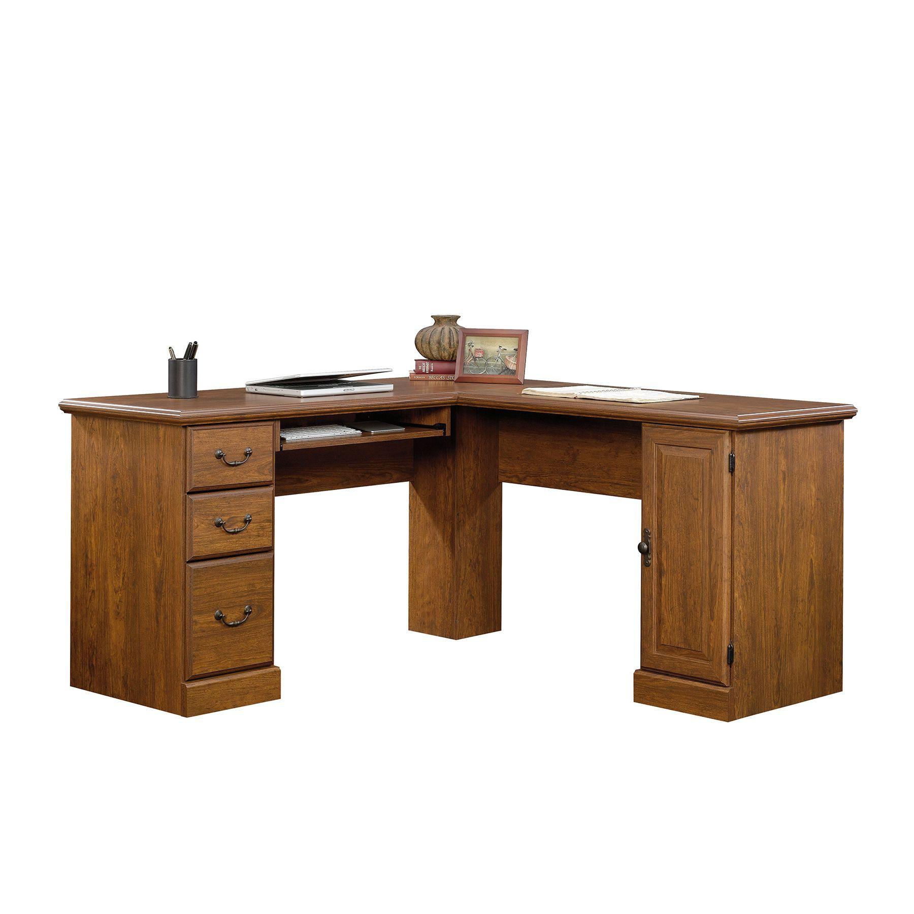 99+ Sauder orchard Hills Corner Computer Desk - Home Office ...