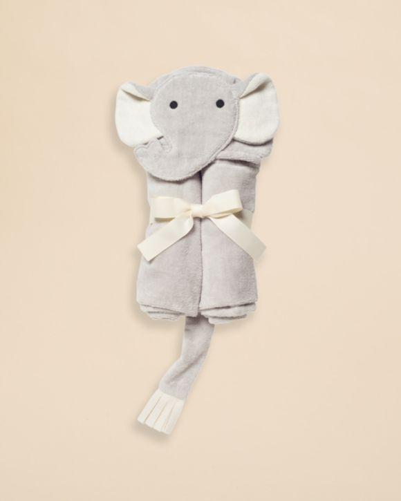 Elegant Baby Infant Unisex Elephant Baby Bath Wrap Bloomingdales S