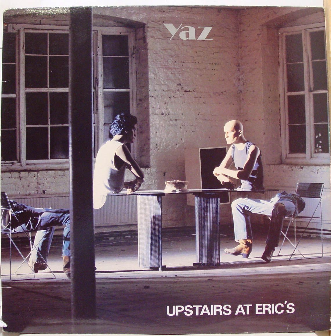 Yaz Upstairs At Eric S 80s Songs New Wave Music Music Albums