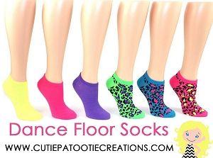 Dance Floor Party Socks for Bar Mitzvahs, Bat Mitzvahs and B'Nai ...