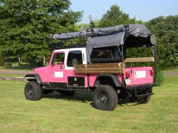 Jd Jeeps Diesel Conversions Like The Stretched Frame And