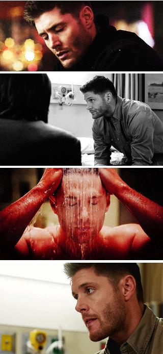 A Dean Winchester season 9 appreciation GIFSET. Click through.