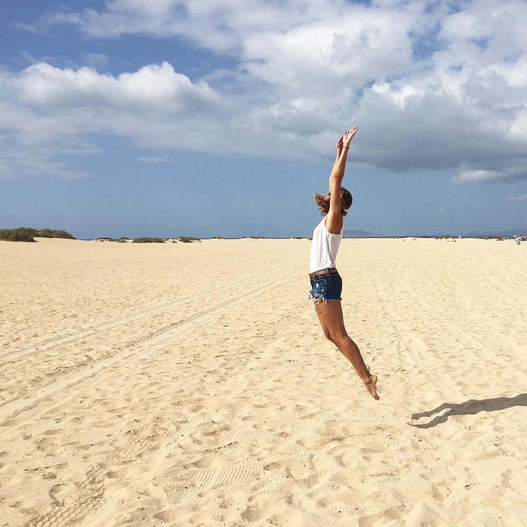 Canarias he vuelto! Verano prepárate que estoy aquí  #igerrcanarias #laspalmas #neverendingsummer #Girl #beach by madridfashion