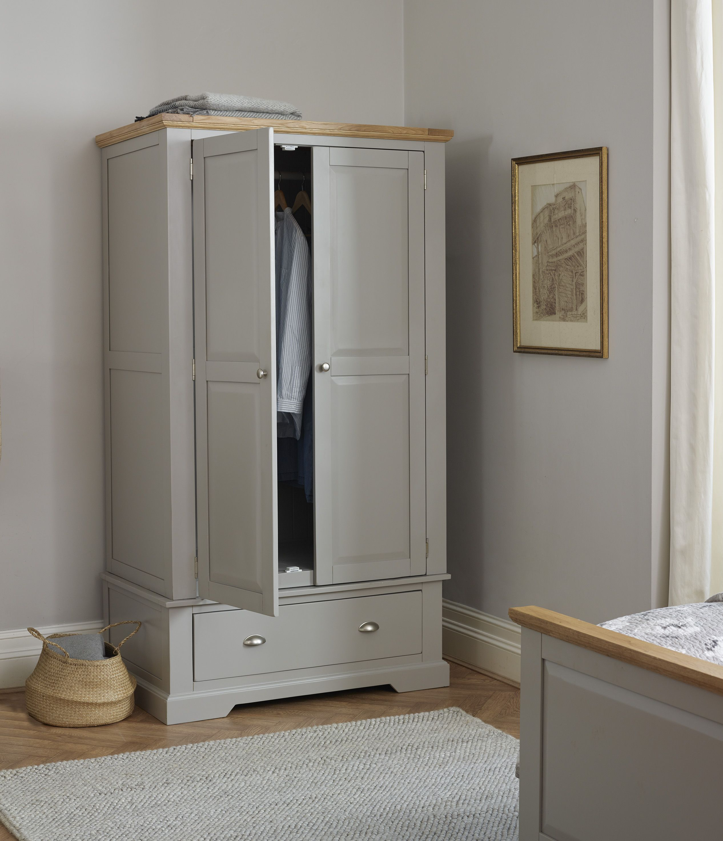 The St Ives Double Armoire Is An Attractive Piece Of Furniture, Built To  Last From