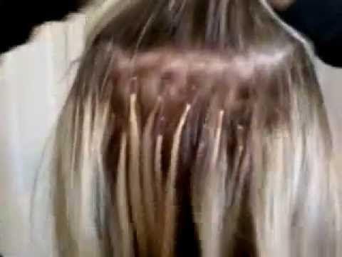 micro link hair extensions | Microlink hair extensions. Hair extensions. Hair