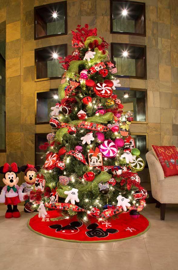 Decoracion Interior The Home Depot Mexico Arbol De Navidad De Mickey Mouse Arboles De Navidad Disney Navidad De Mickey Mouse