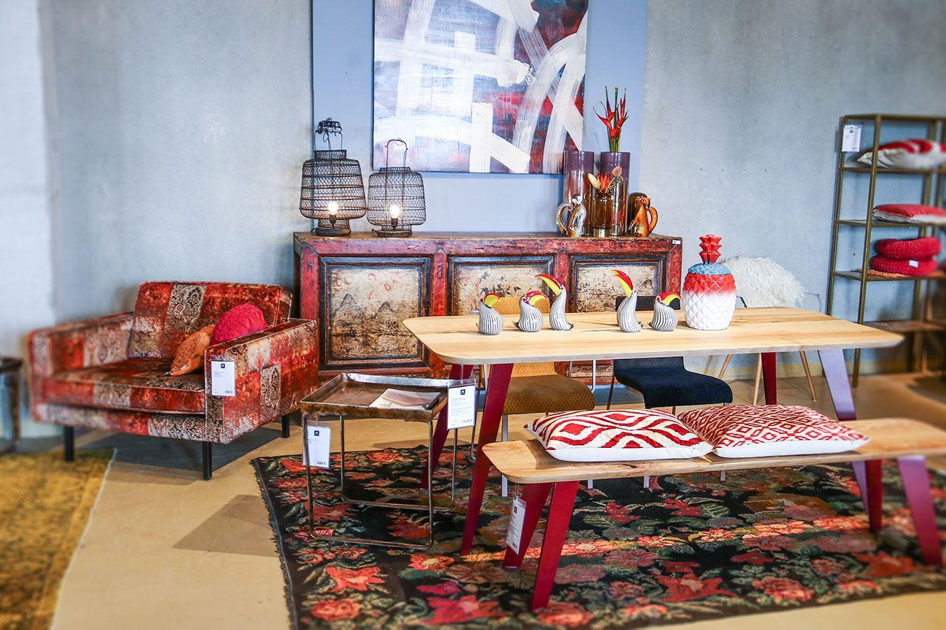 Esstisch rote Beine Retro | | Esstische Tables | | Pinterest ...
