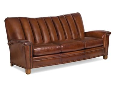 Hancock And Moore Channel Back Club Sofa 6121 3 C Living Room